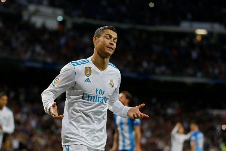 Ronaldo struggled for form at the start of the season but seems to be finding his feet again