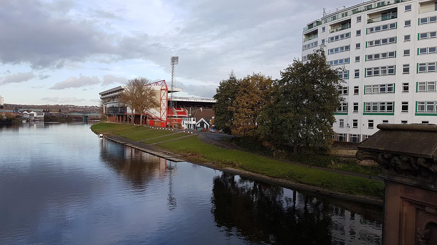 Nottingham Forest – It's very hard to dislike a club when it looks this good