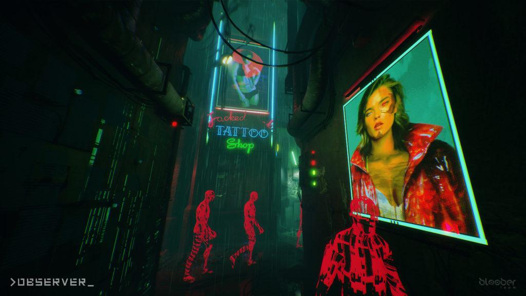 Observer is the closet thing you're going to get to Blade Runner