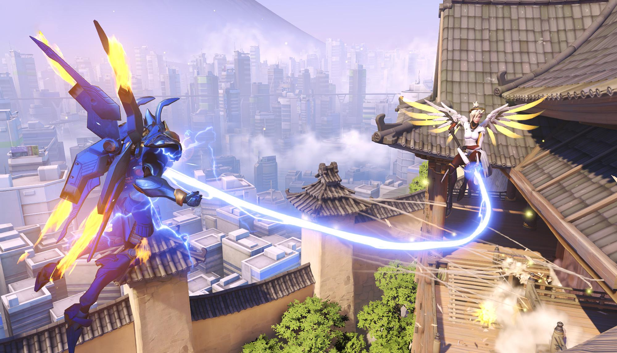 Overwatch has become recognised as an eSport, with developer Blizzard helping to fund and produce professional leagues