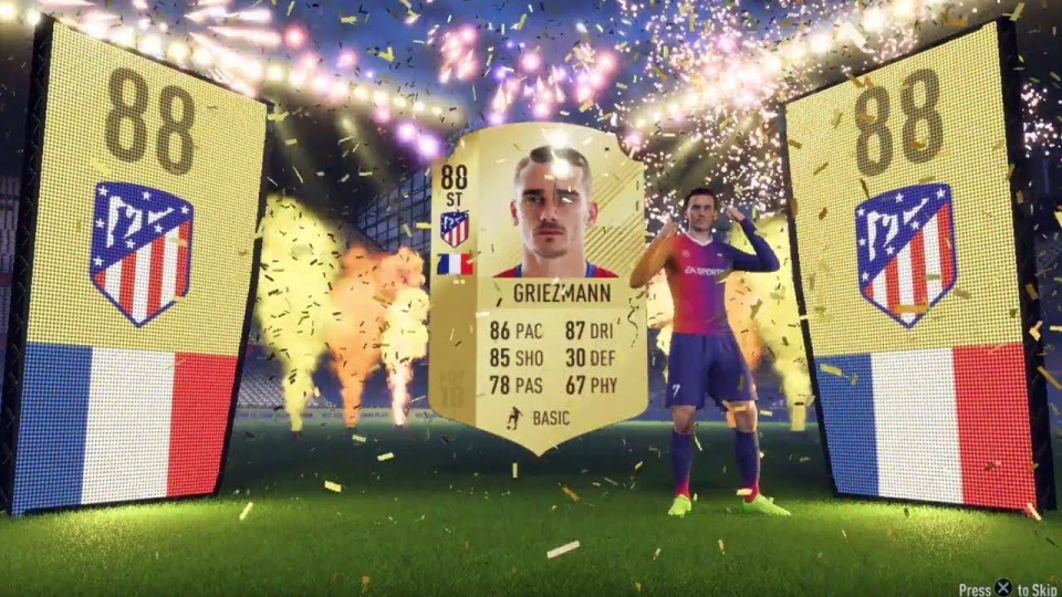 FIFA packs could change dramatically in the next year or two