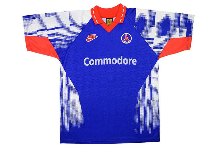 finest selection 764f6 c2f42 Why 1992 was the best year there's ever been for football kits