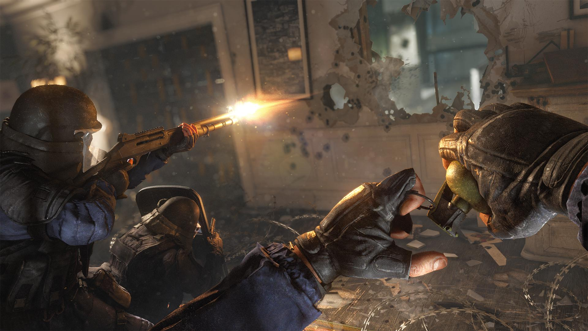 Rainbow 6 has been a surprise hit for developers Ubisoft, who keep updating the game every few months
