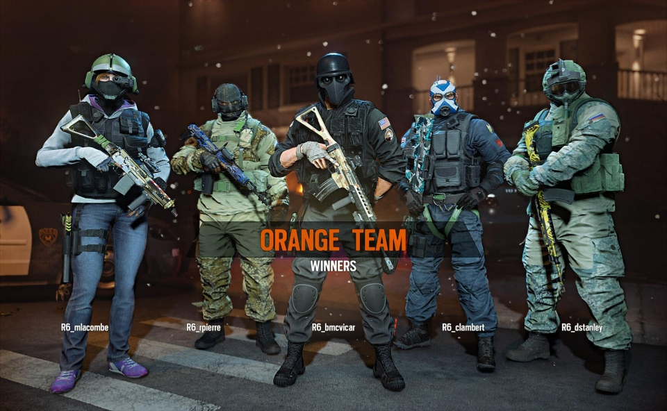 Rainbow 6: Siege has a user base of more than 20 million players – many of which are non professional