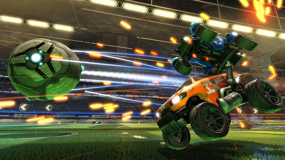 Rocket League is one of the most popular eSports – and has more than 18 million players
