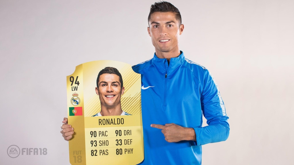 Some gamers believe the Real Madrid star's 94 rating in standard form is far too generous