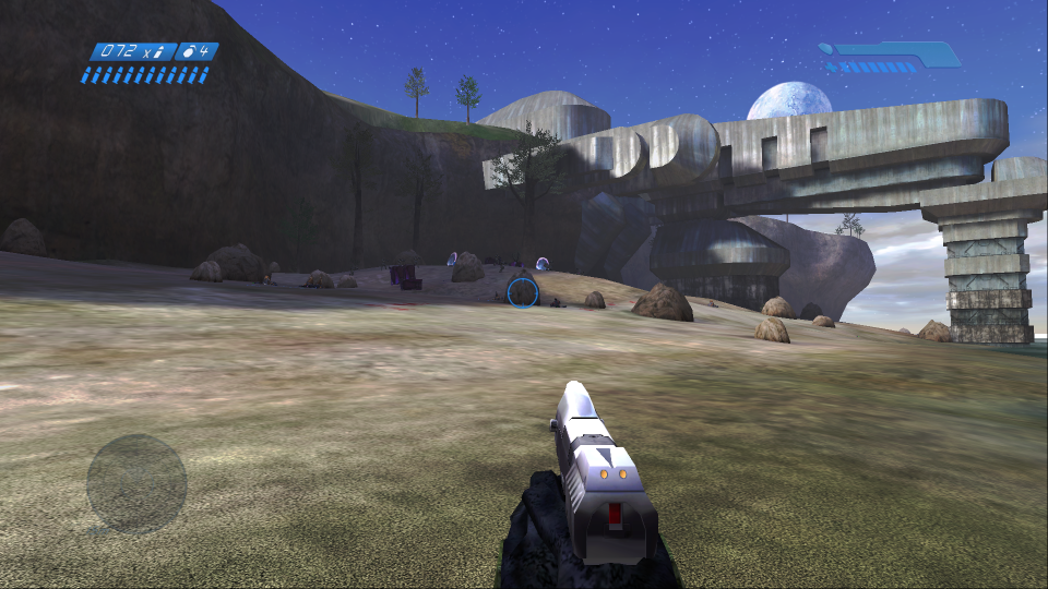 This was the 'epic' beach assault in the original Halo: Combat Evolved… truly epic… not