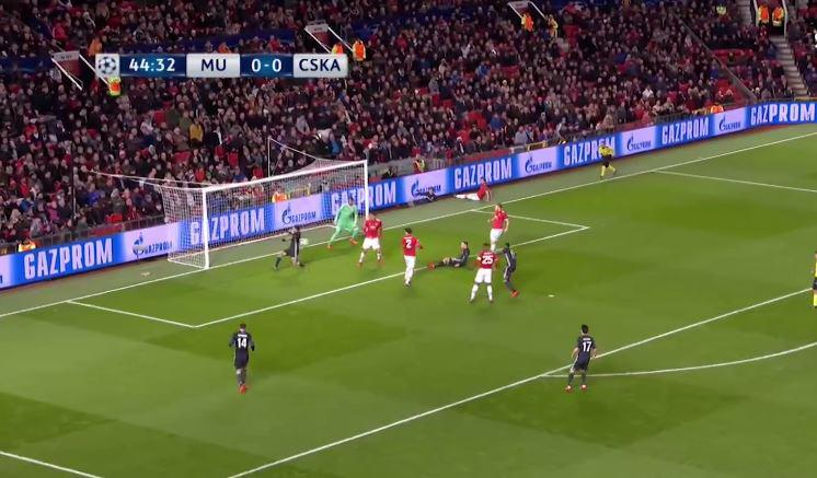 Lots of fans thought it was offside