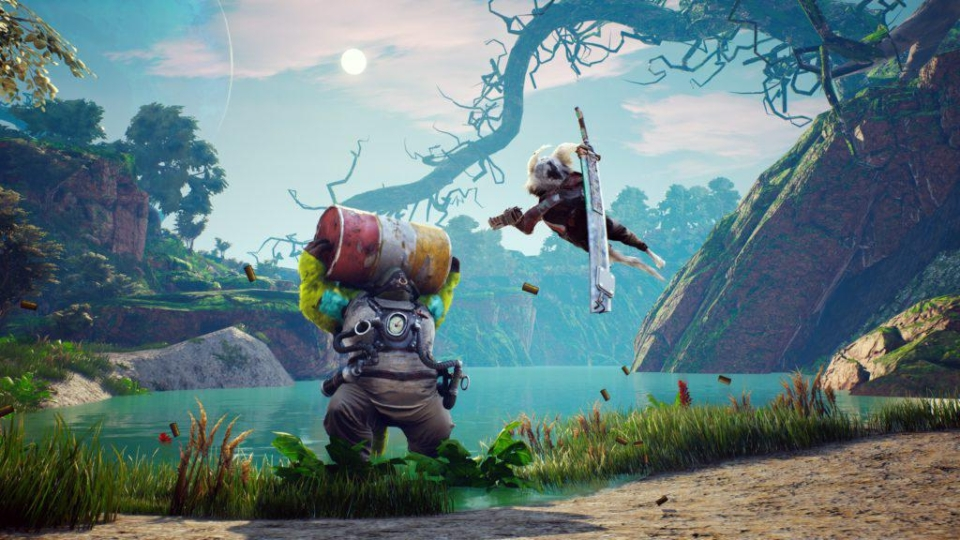 Biomutant is already getting a lot of attention – mainly thanks to its unique art style and visuals