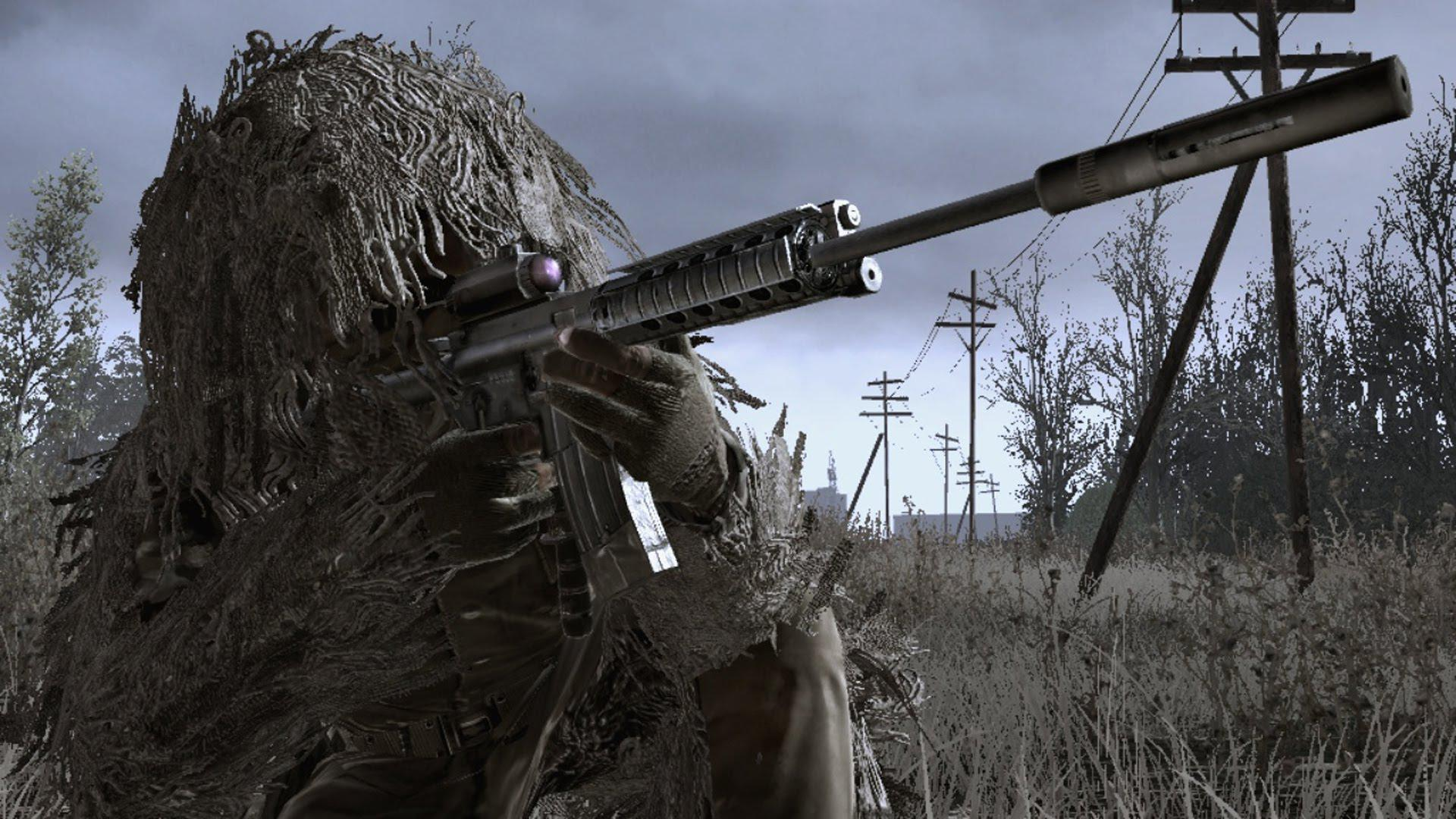 Modern Warfare was remastered last year – but didn't have anywhere near the impact