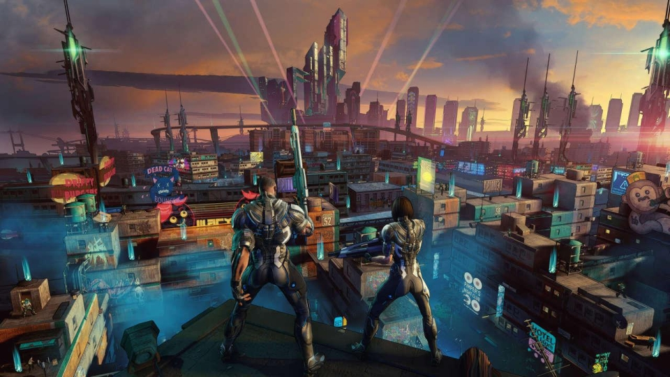 Crackdown 3 was meant to be an Xbox One X launch title – but keeps getting delayed
