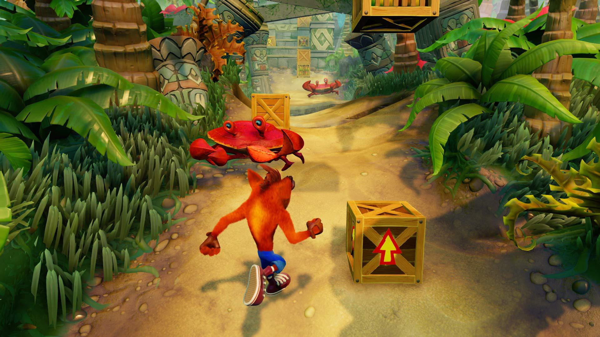 Crash got a remaster earlier in the year but it exposed some brutal gameplay choices