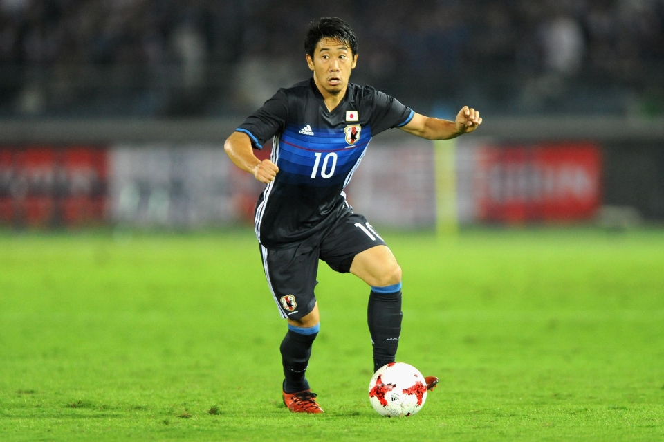 Kagawa will be Japan's main man in Russia this summer