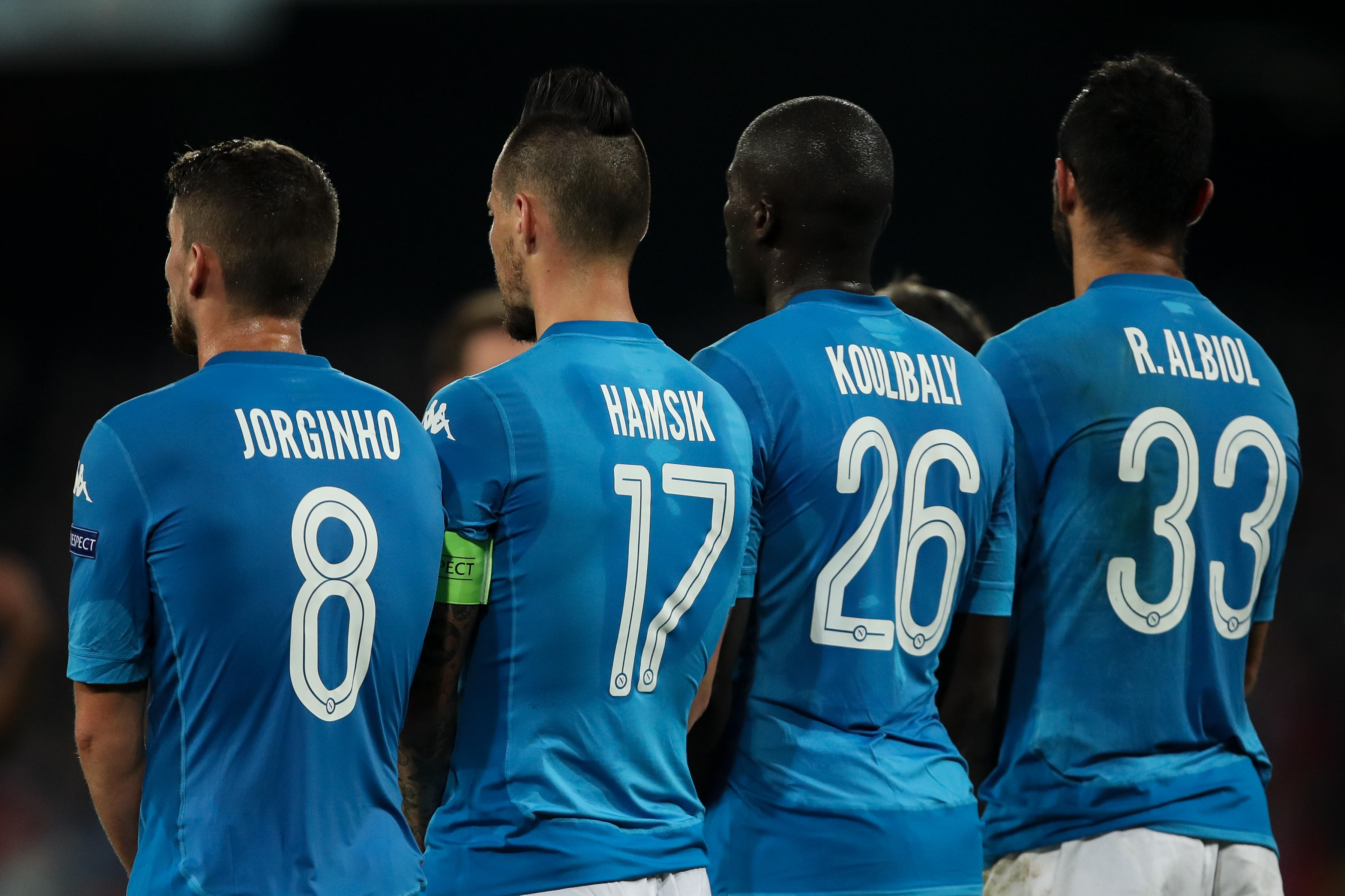 Jorginho has been key to Napoli's brilliant season so far