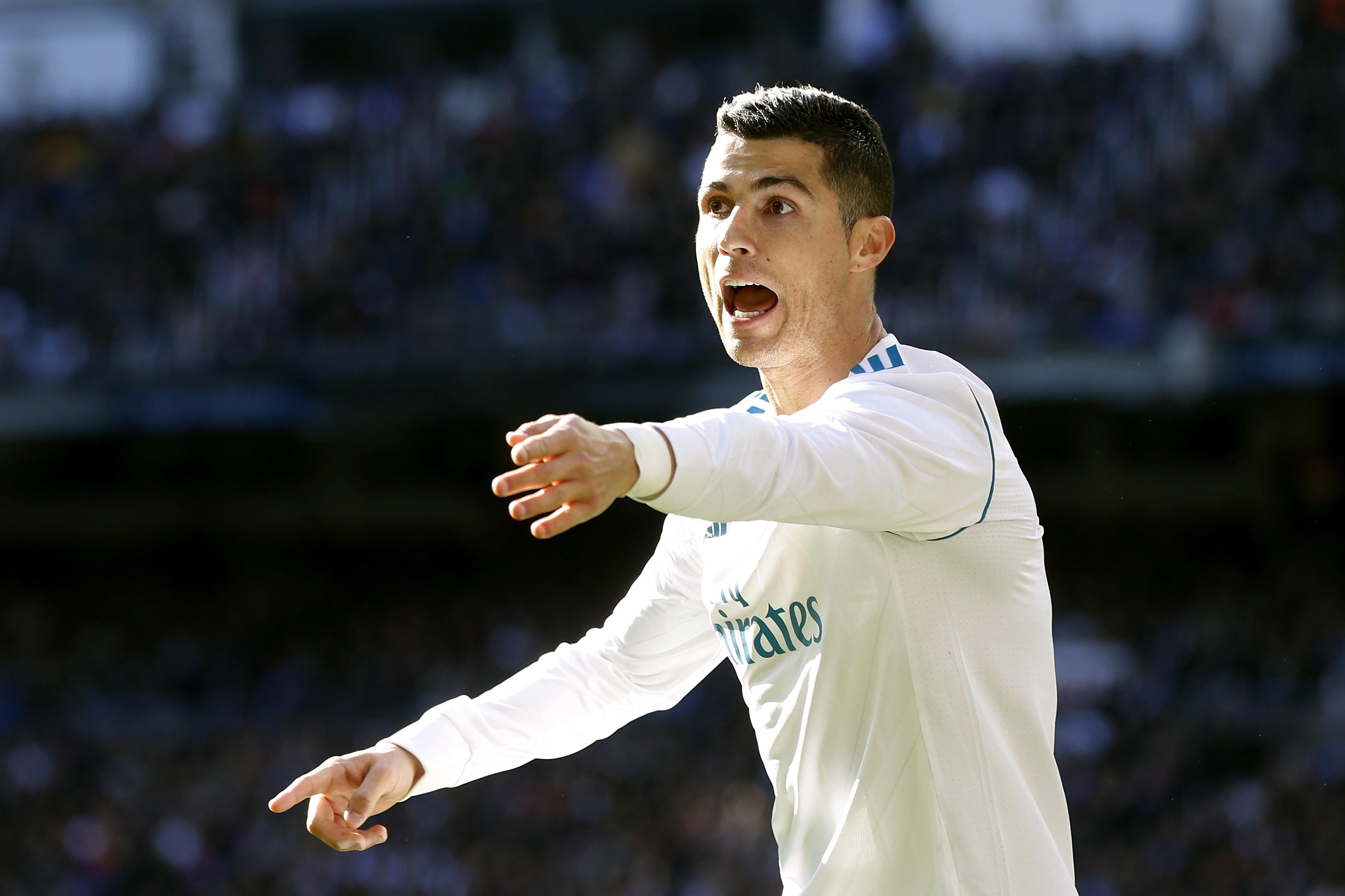 CR7 has endured a difficult spell this season