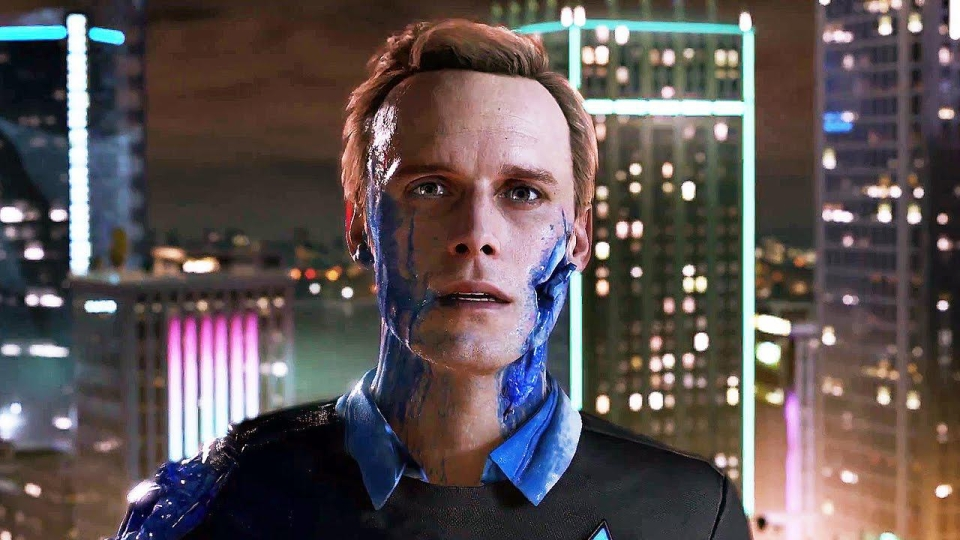 Detroit: Become Human reportedly took writer David Cage more than two years to script