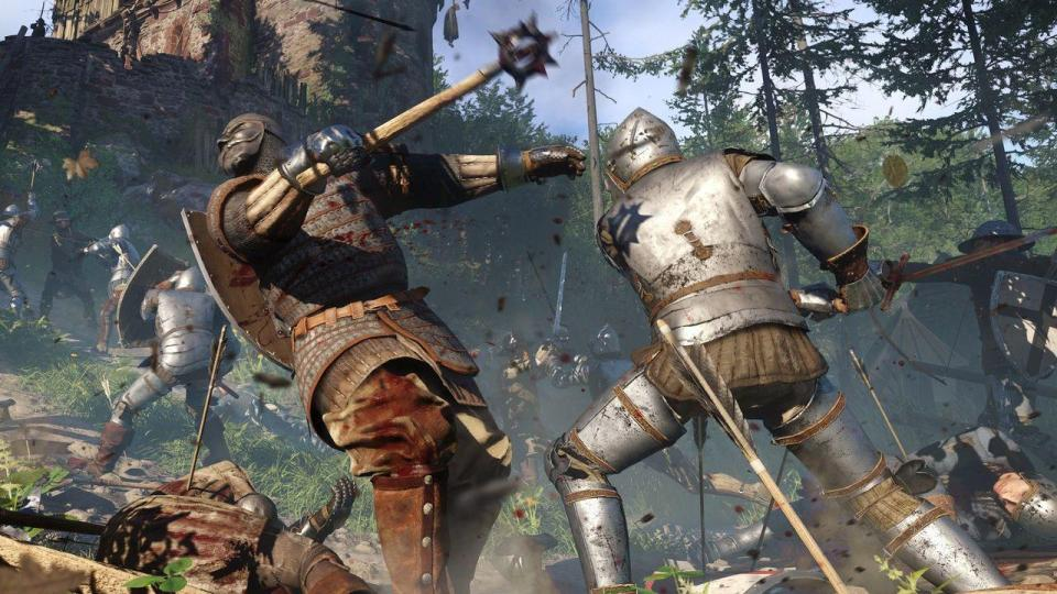 Kingdom Come: Deliverance will be one of the year's first big hitters – quite literally