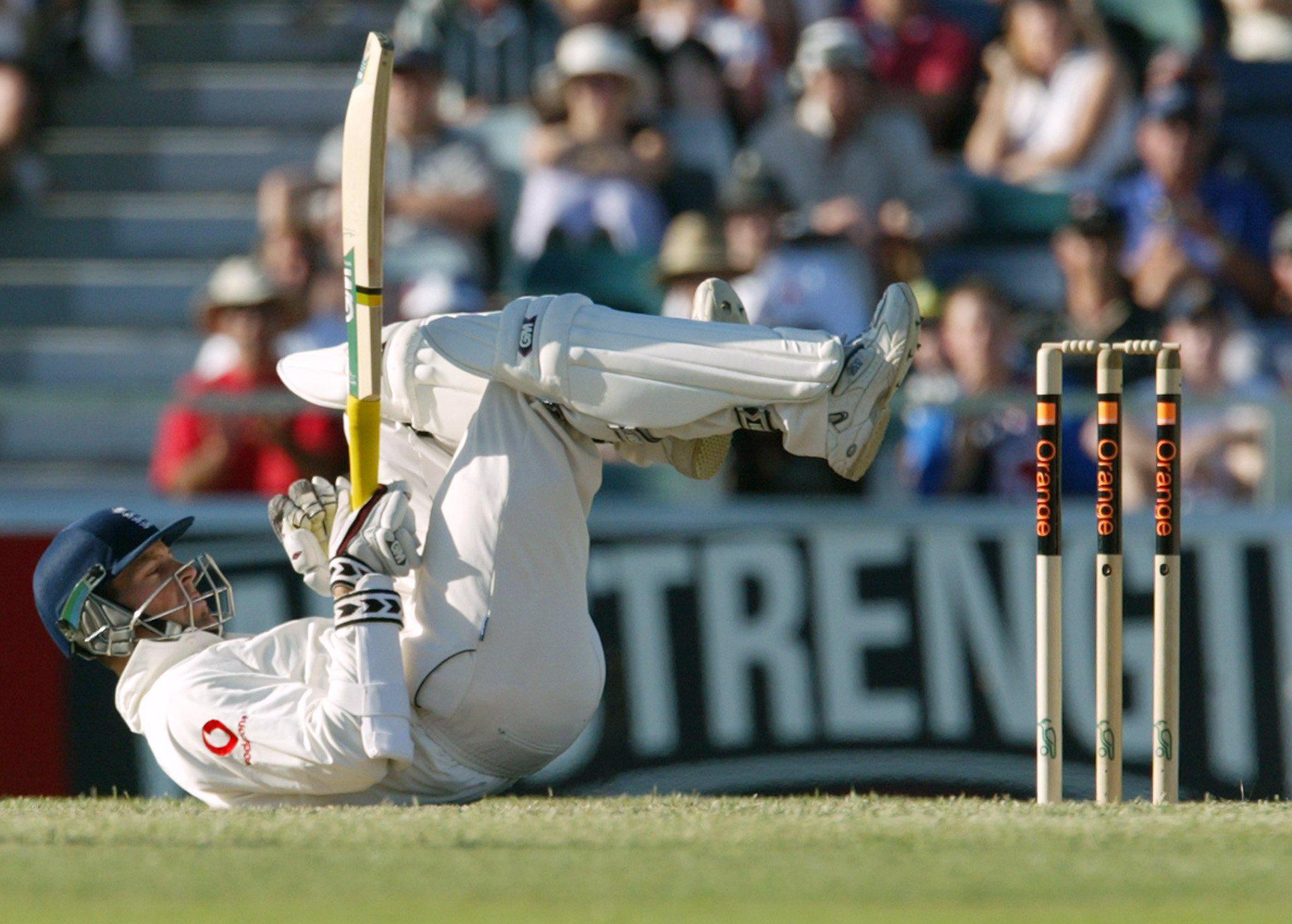 England were thrashed 4-1 by Australia