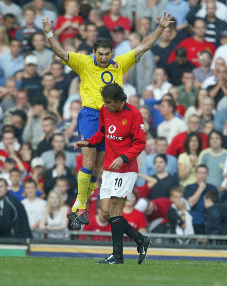 Back when Wenger instilled humility in his team