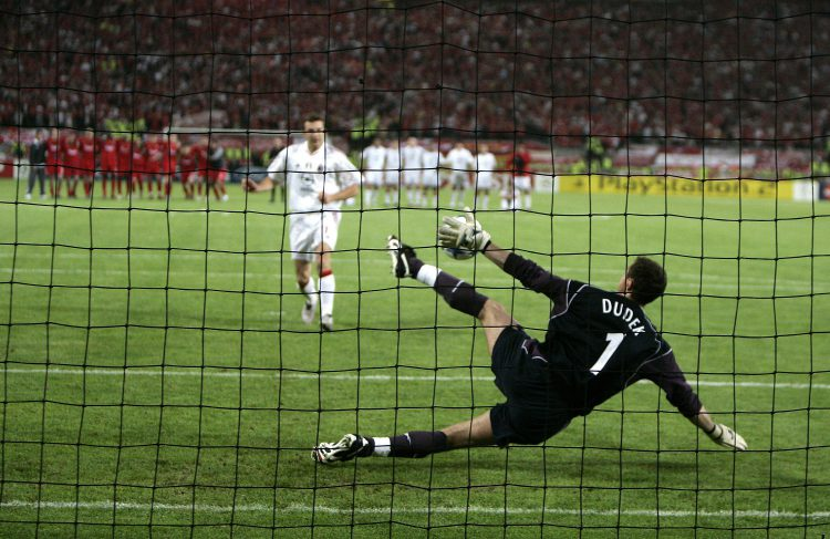 The moment Jerzy Dudek became a hero for the whole of Liverpool