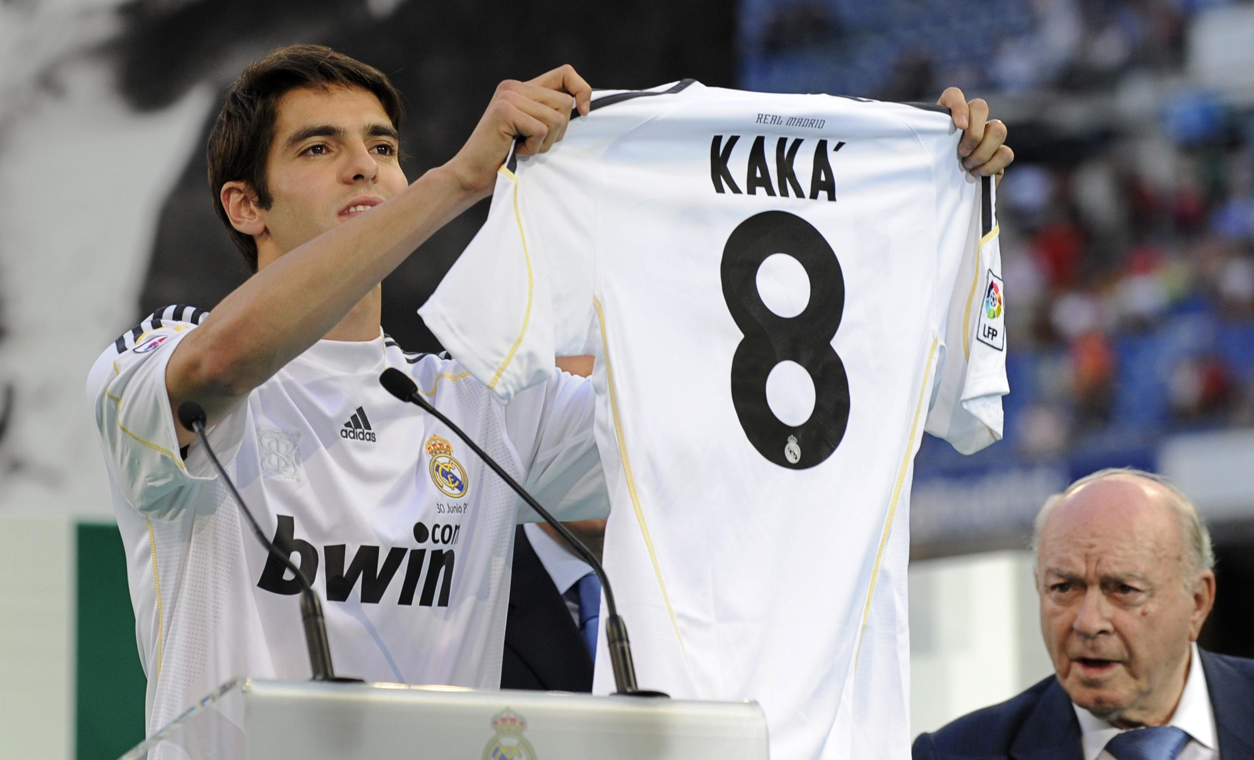He eventually moved to Real Madrid for £56million