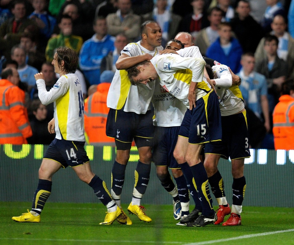 Crouchie was mobbed after the winner