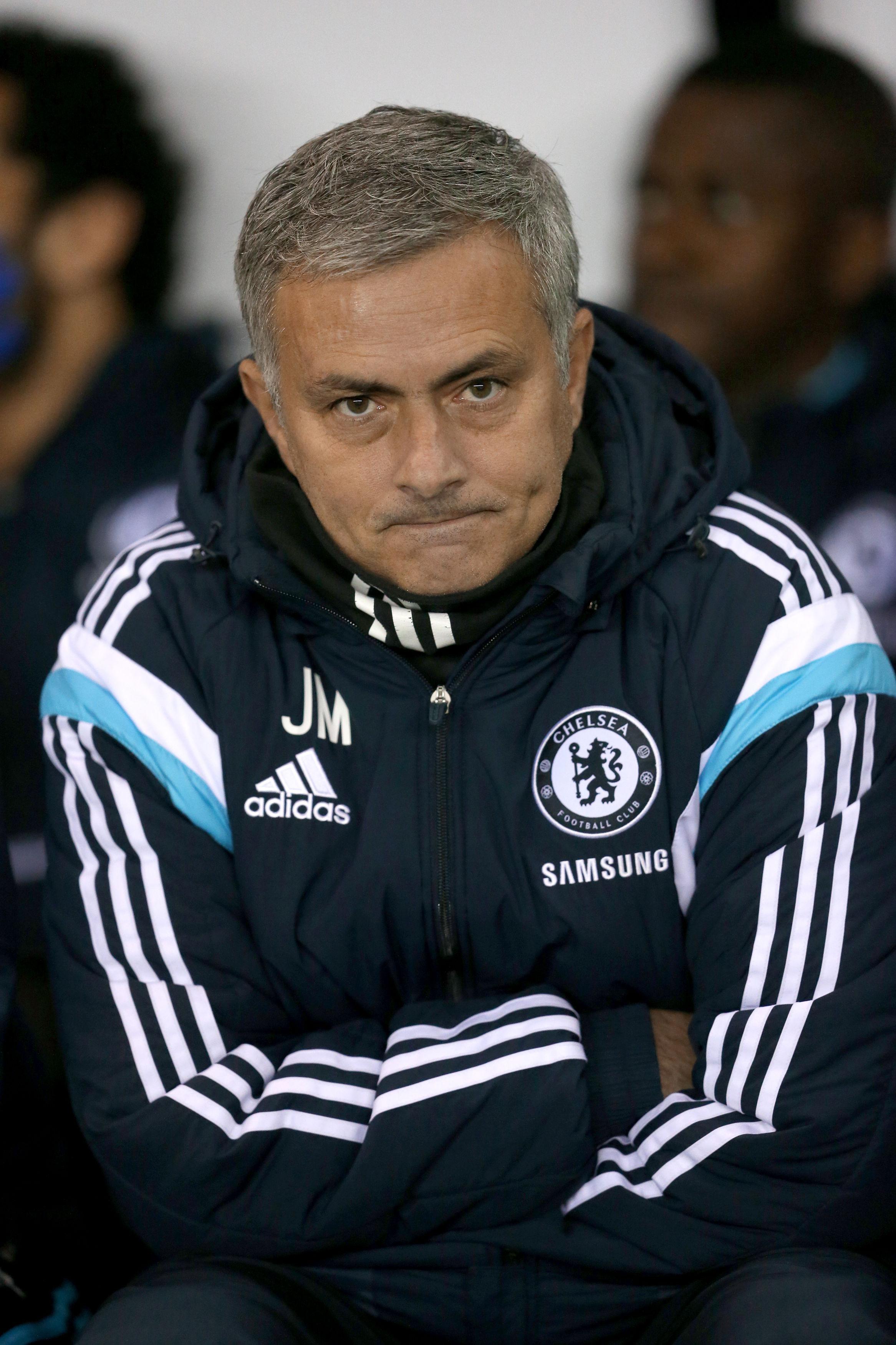 Mourinho wasn't Shaw (heh heh)