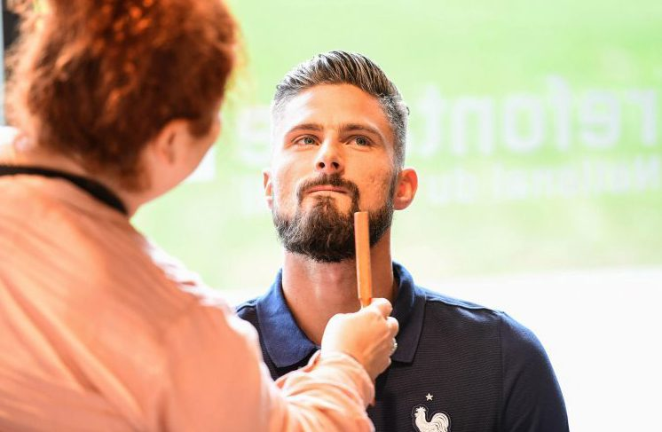 Giroud stepping up his pre-Wrold Cup preparations
