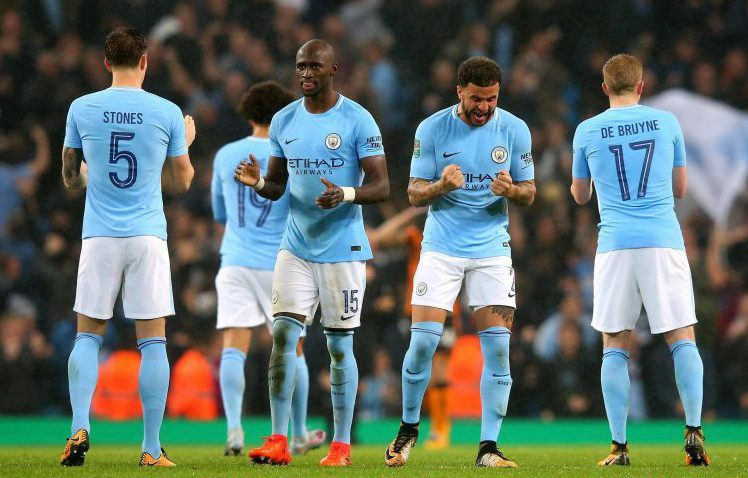 Manchester City Quadruple Odds