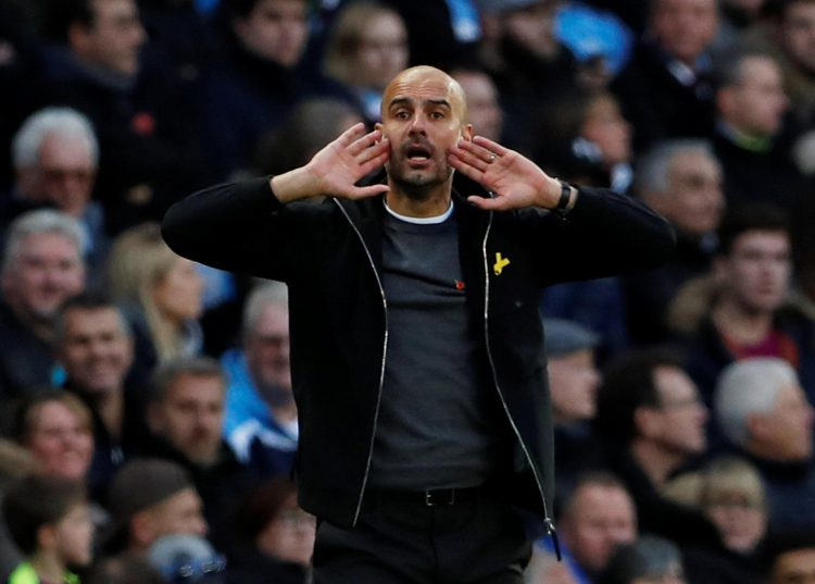 Pep looking for haters