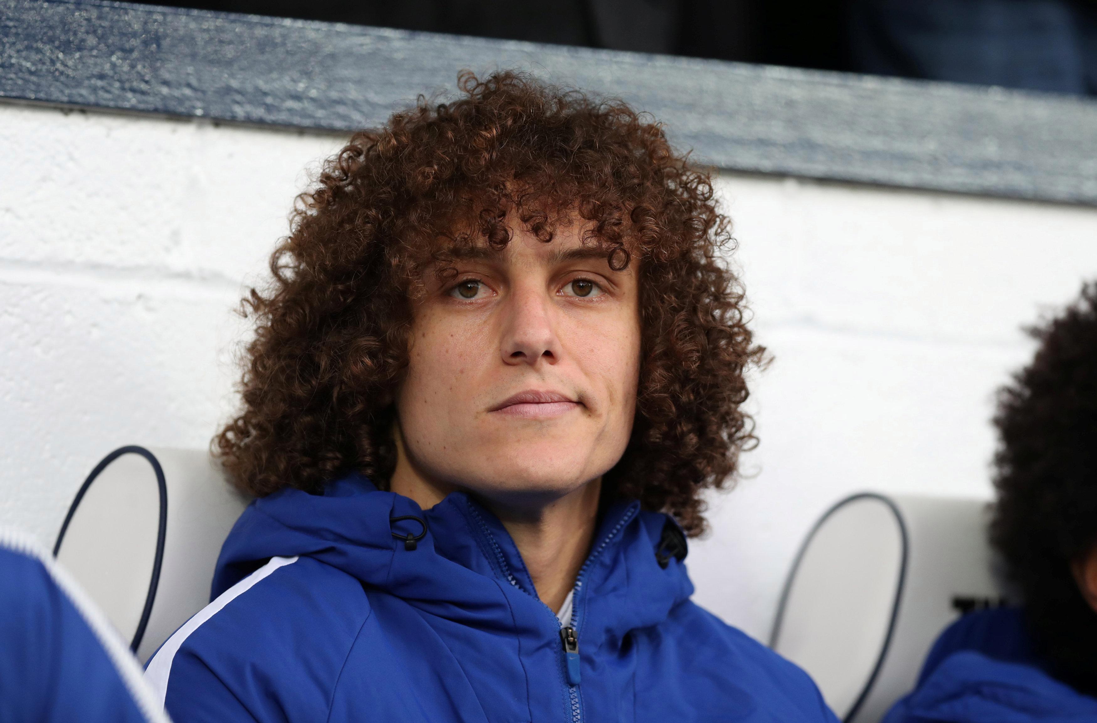 David Luiz has emerged as a shock target for Newcastle