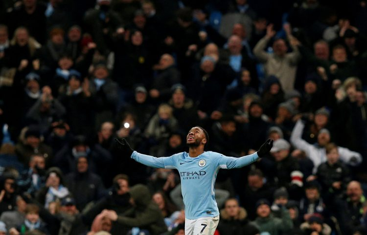 Sterling's late winners have propelled Man City clear at the top