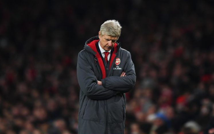 How many times have we been here, Arsene?