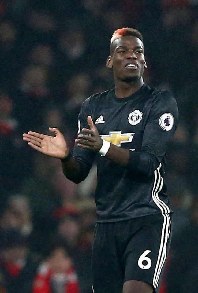 Pogba's absence is City's gain