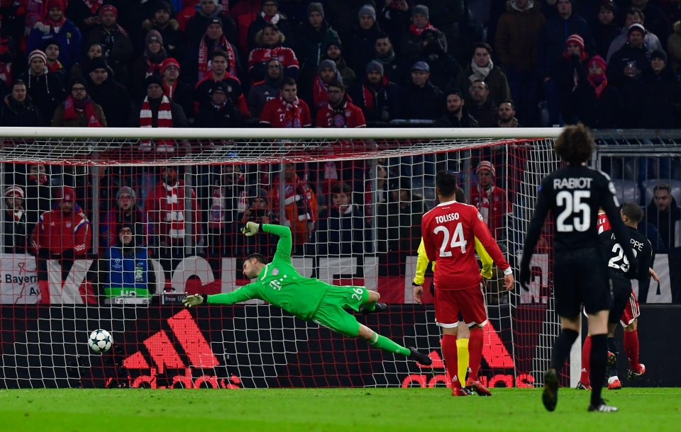 Ulreich has been brilliant in Neuer's absence