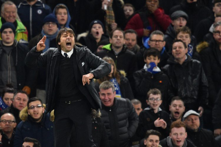 Conte when he hears the news