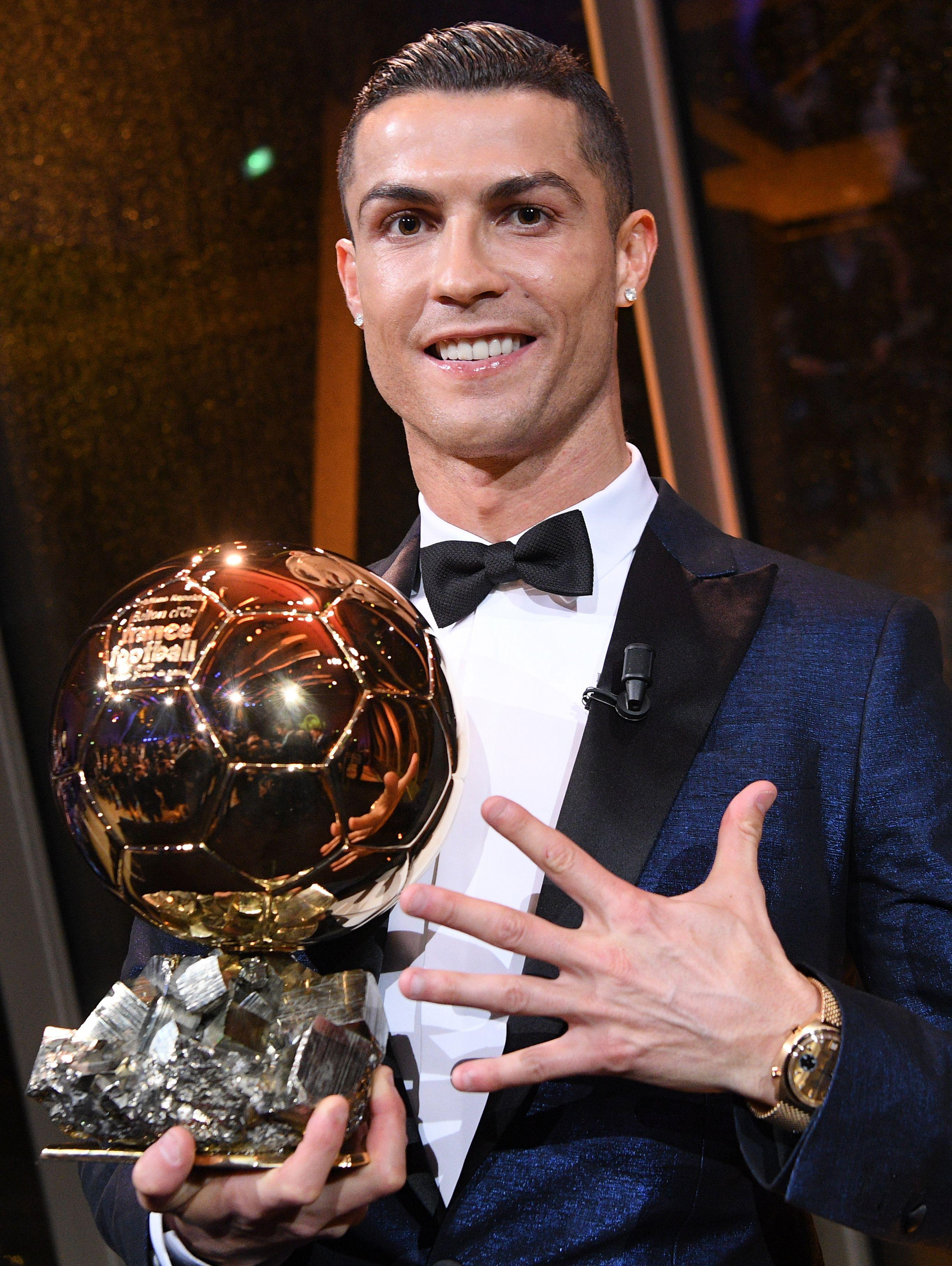 Five Ballon d'Ors should speak for themselves
