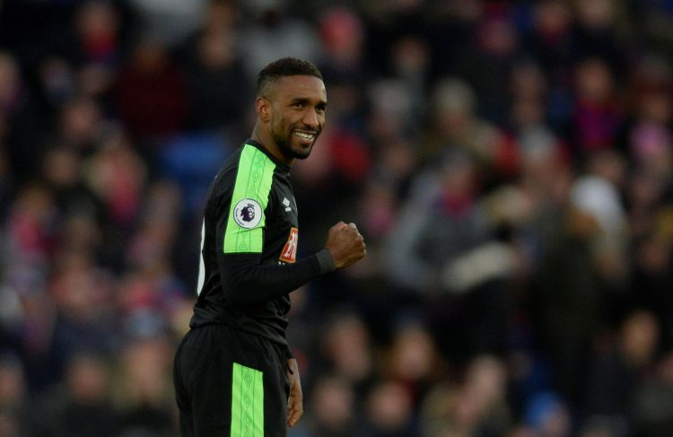 Defoe's 200th league goal