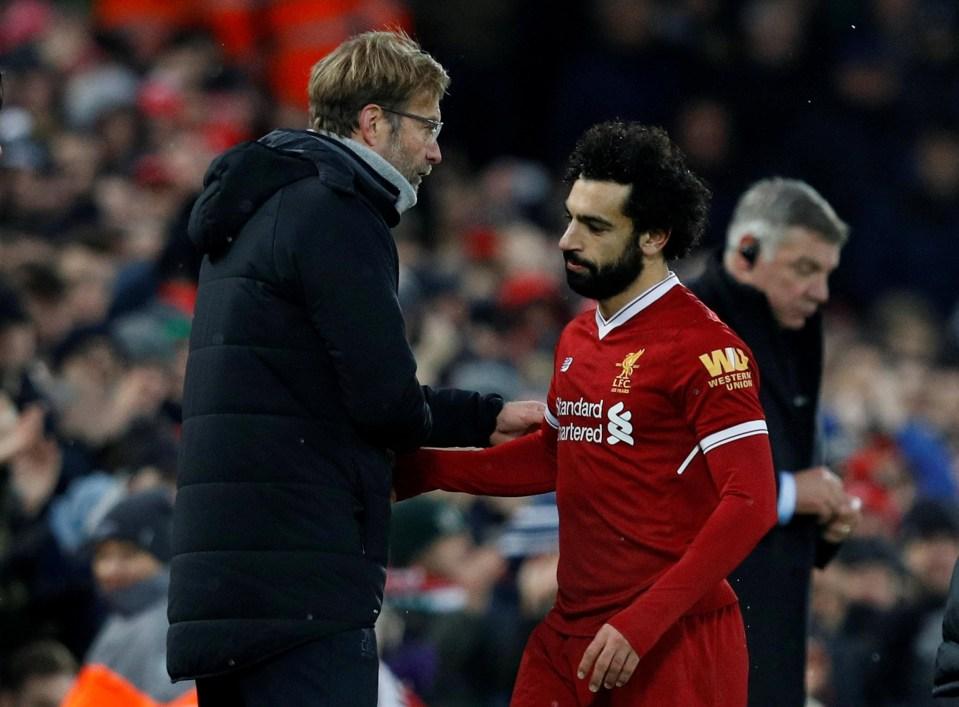Salah has been a huge fantasy football favourite