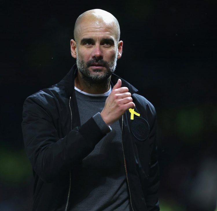 Yes Pep, you were right