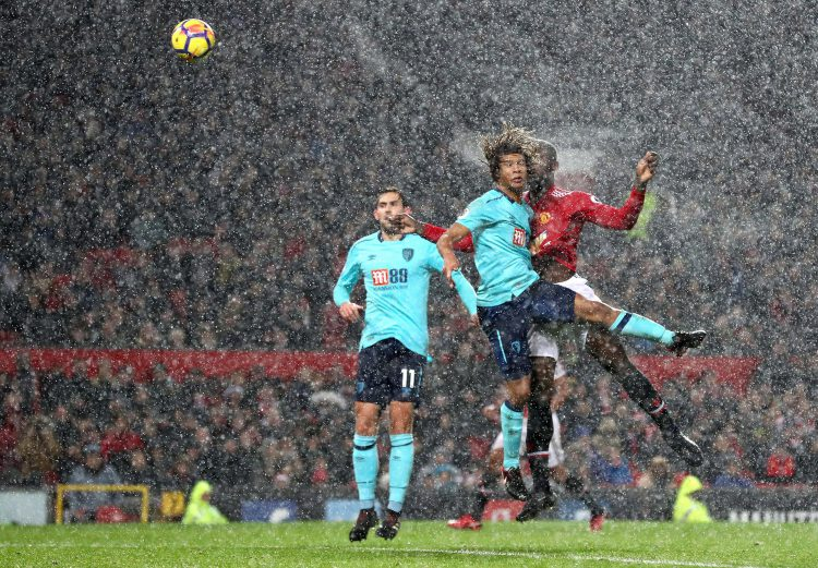 The goal against Bournemouth