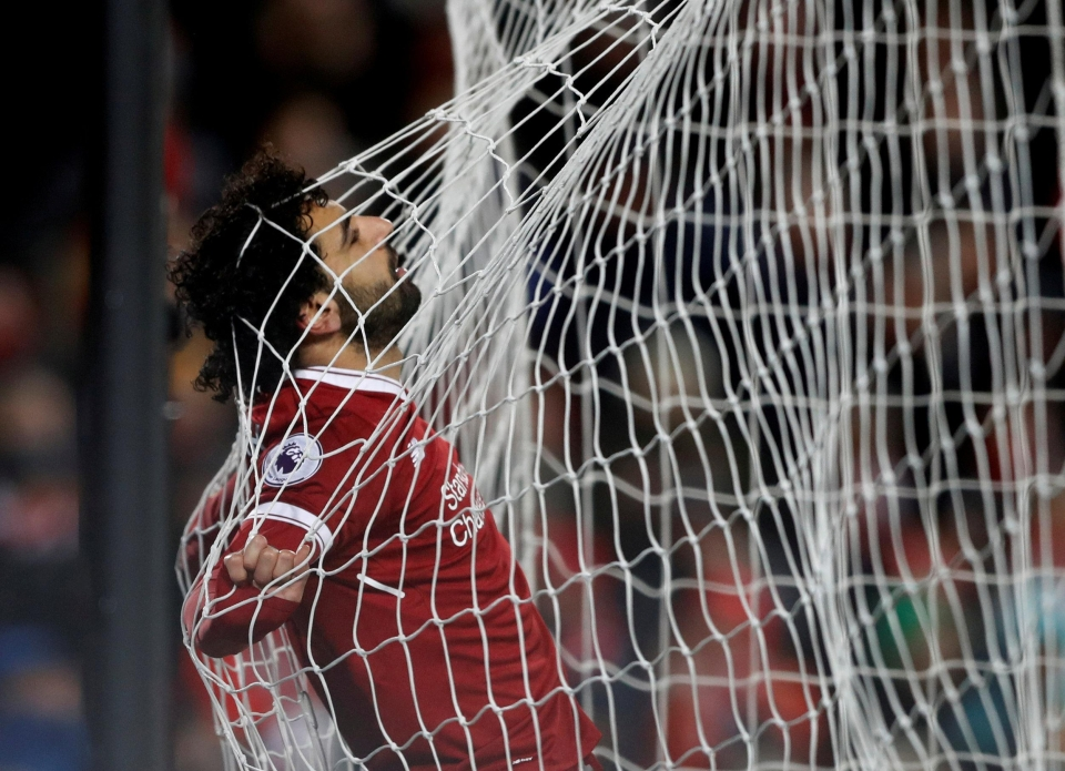 Salah and co. were frustrated against West Brom