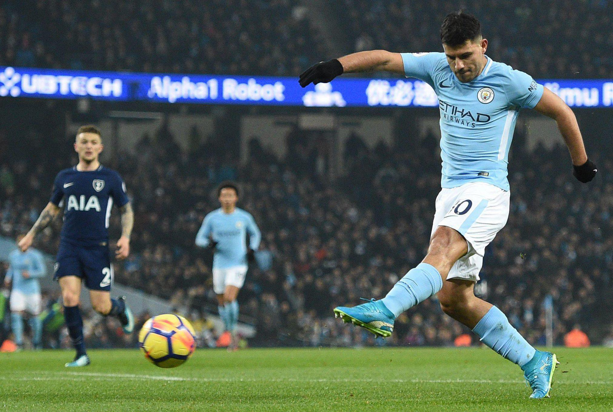 The future of Man City legend Sergio Aguero is uncertain as the Etihad revolution continues