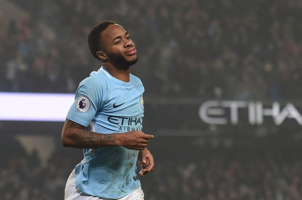 Sterling has been emphatic so far this season