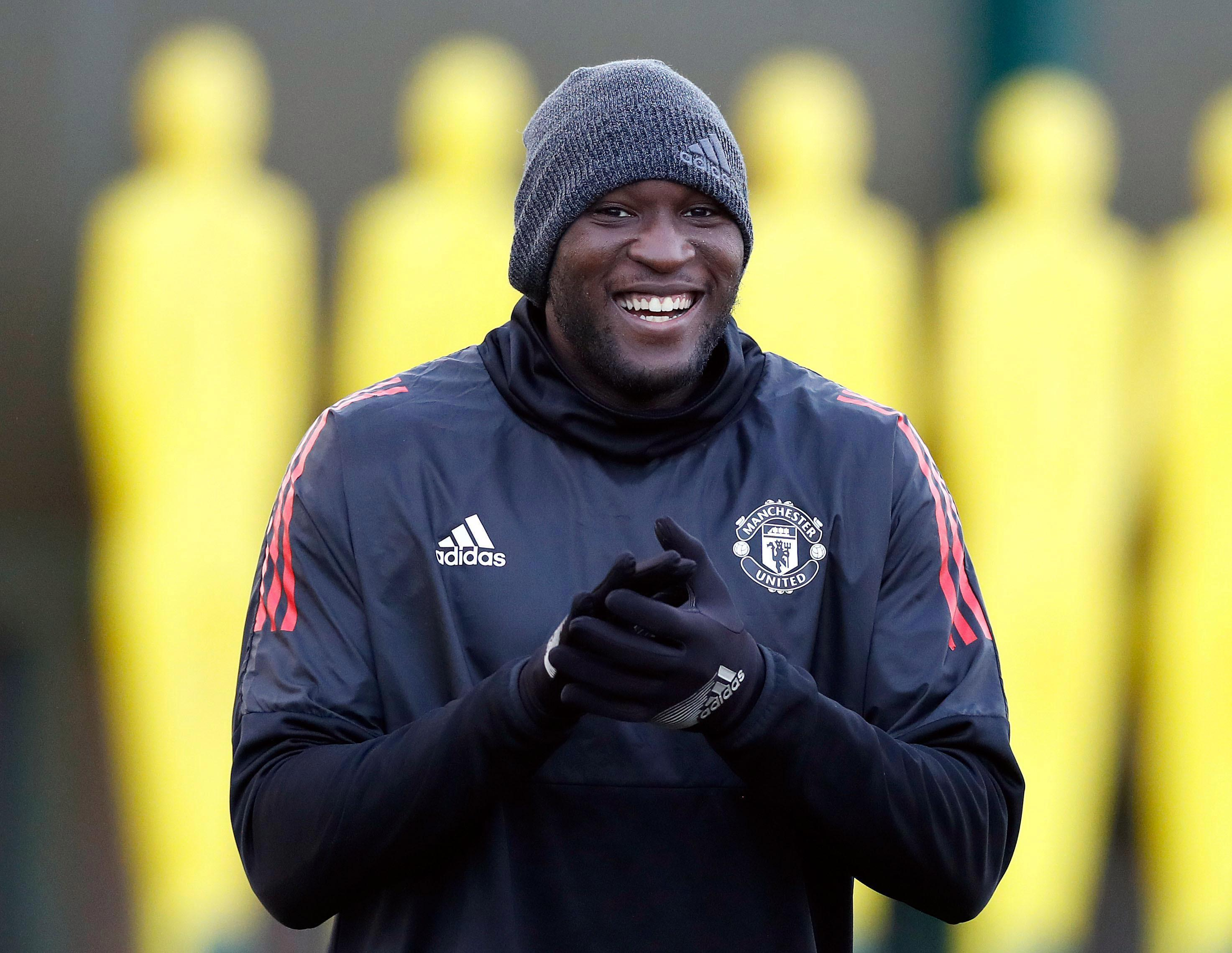 Romelu Lukaku has found his form again after a bust-up with Jose Mourinho