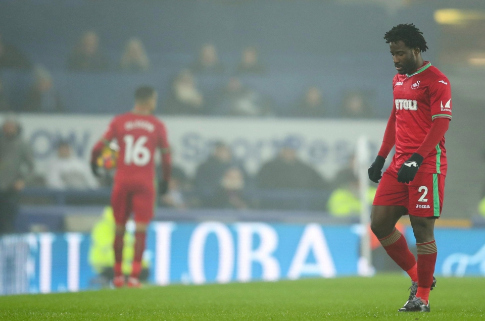 Come on Wilfried Bony, pick up the pace for Swansea…