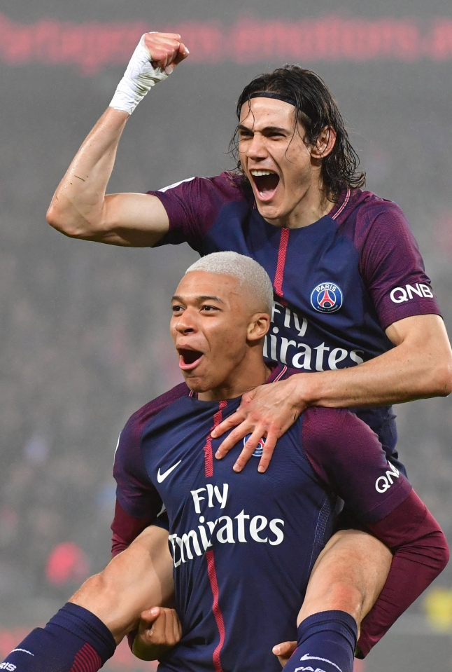 PSG's front three continues to wreak havoc in France