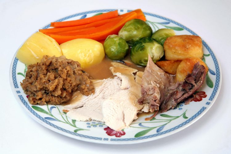 Let's be honest, no one really likes turkey