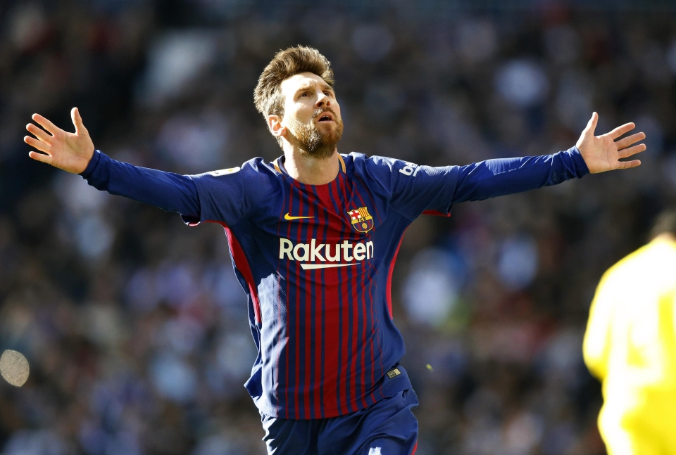 Just another El Clasico for the GOAT