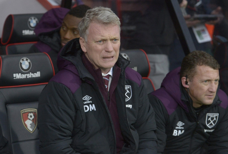 The Moysiah couldn't wipe his trademark smile off his face